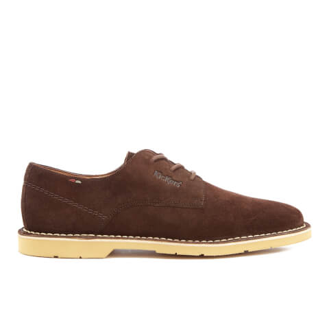 Kickers Men's Kanning Lace Up Shoes - Brown