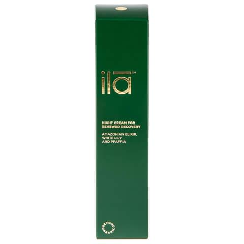 Ila-Spa Night Cream for Renewed Recovery 50ml