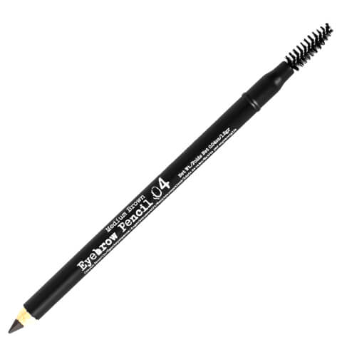The BrowGal Skinny Eyebrow Pencil 04 1.2g - Medium Brown