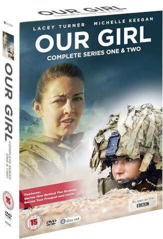 Our Girl - Series 1 & 2 Boxed Set
