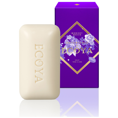 ECOYA Botanicals Evolution Midnight Orchid Soap