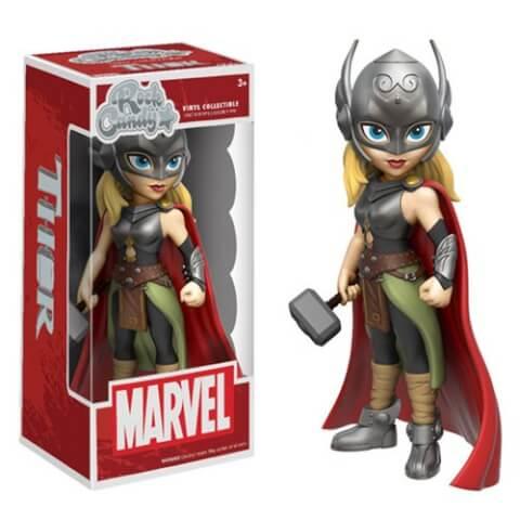 Figura Rock Candy Vinyl Lady Thor - Thor