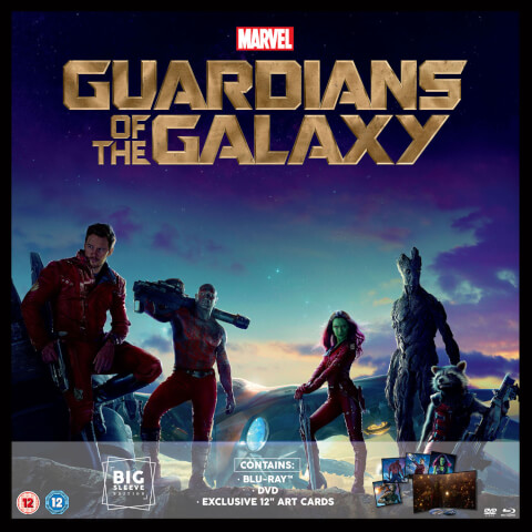 Guardians Of The Galaxy - Big Sleeve Edition