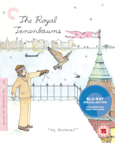 The Royal Tenenbaums - Criterion Collection