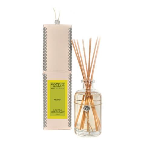 Votivo Aromatic Reed Diffuser Sumatra Lemongrass