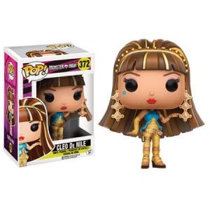 Figurine Cleo De Nile Monster High Funko Pop!