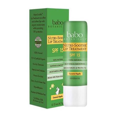 Babo Nutri-Soothe Lip Treatment SPF 15