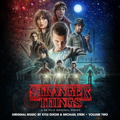 Stranger Things: Volume 2 - The Netflix Original Series Soundtrack (2LP)