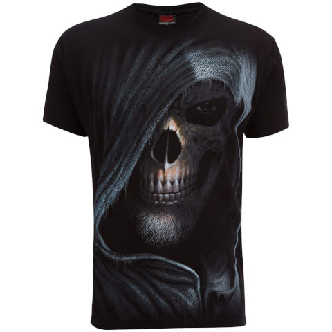 Spiral Men's Darkness T-Shirt - Black