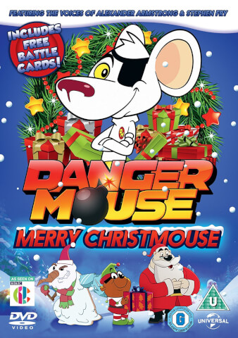 Danger Mouse Merry Christmouse (Volume 3) GWP