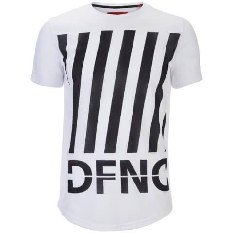 T-Shirt Homme Upper DFND - Blanc