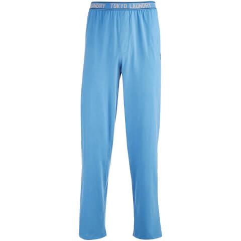 Tokyo Laundry Men's Granby Lounge Pants - Federal Blue