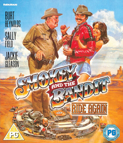 Smokey And The Bandit Ride Again