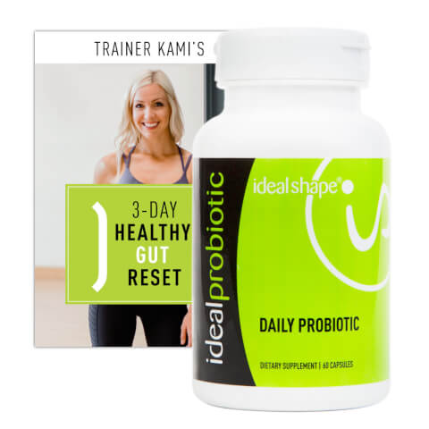 IdealShape Daily Probiotic supplement