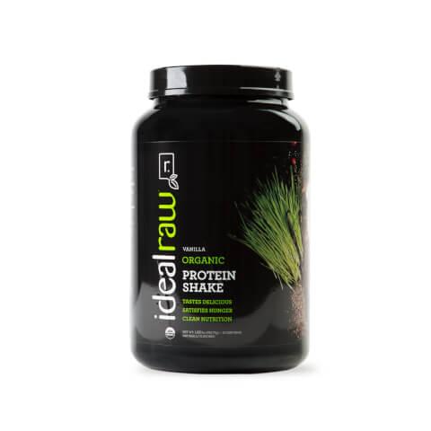 Organic Plant Protein (Vanilla)