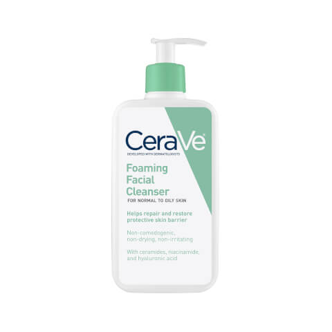 CeraVe Foaming Facial Cleanser 12 fl oz
