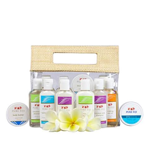 Pure Fiji Travel Bag Mini Sampler