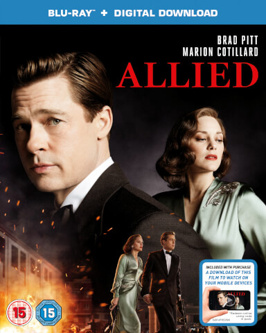 Allied (Includes Digital Download)