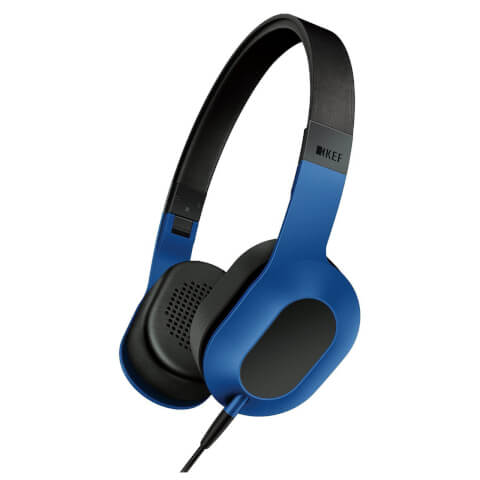 KEF M400 Headphones - Blue