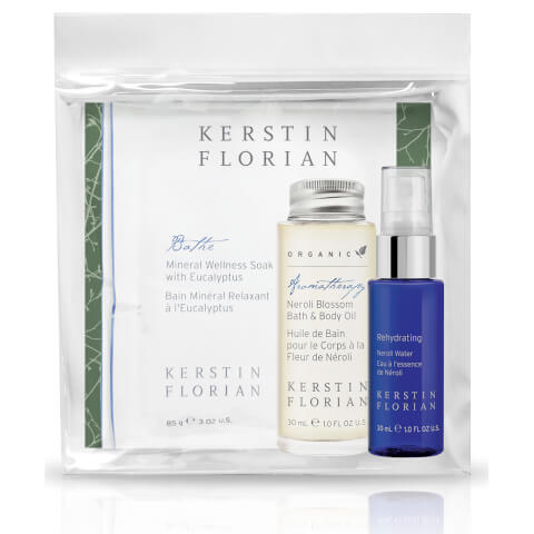 Kerstin Florian Aromatherapy Travel Collection