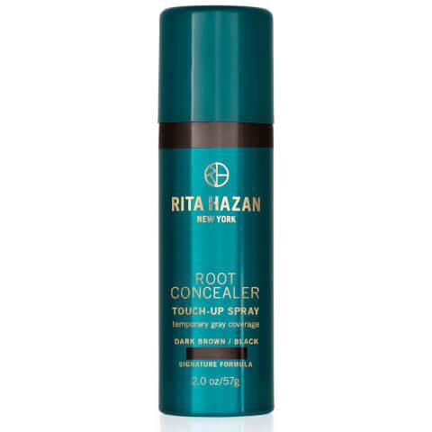 Rita Hazan Root Concealer Touch Up Spray - Dark Brown/Black 56ml