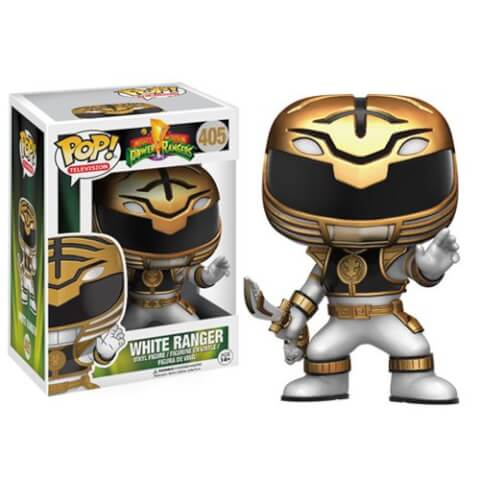 Figurine Funko Pop! Power Rangers Blanc