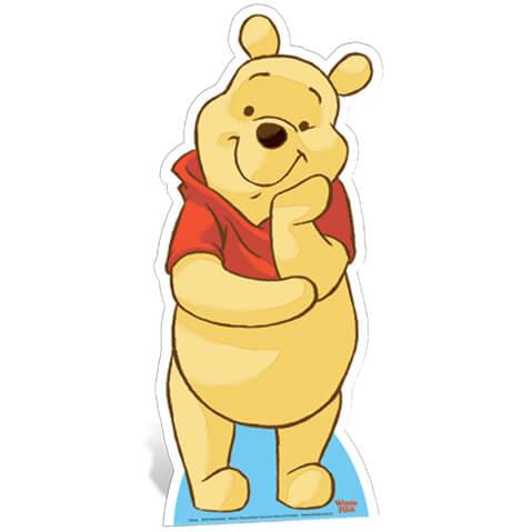 Disney Star Minis Winnie the Pooh Cut Out