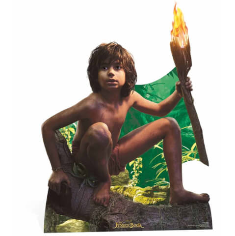 The Jungle Book Mowgli Stand In Cut Out