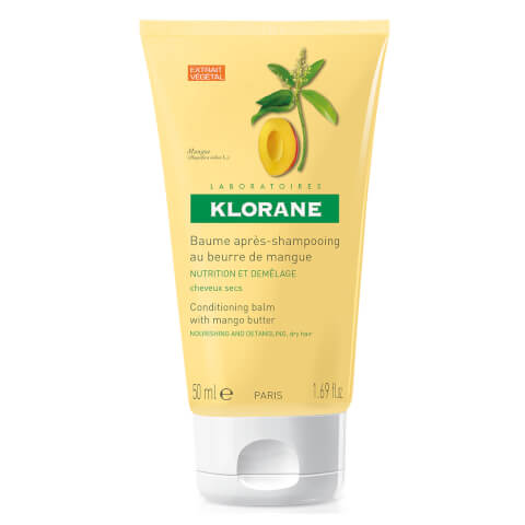 KLORANE Conditioner with Mango Butter 1.6oz