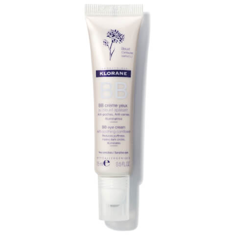 KLORANE BB Eye Cream with Soothing Cornflower 0.5oz