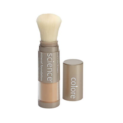 Colorescience Loose Mineral Foundation Brush SPF 20 - Perfekt