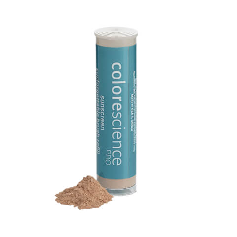 Colorescience Sunforgettable Mineral Powder Brush SPF 30 Refill - Medium Matte (Perfectly Clear)