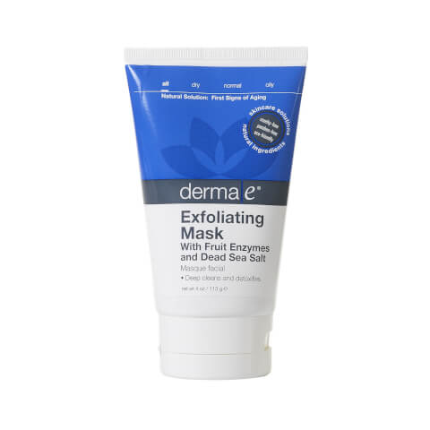 derma e Exfoliating Mask with Fruit Enzymes