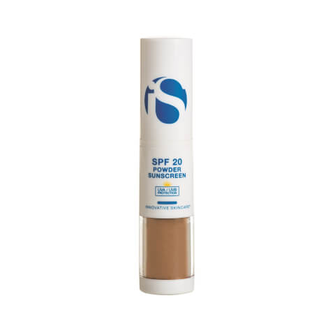 iS Clinical SPF 20 Powder Sunscreen - Sun Medium