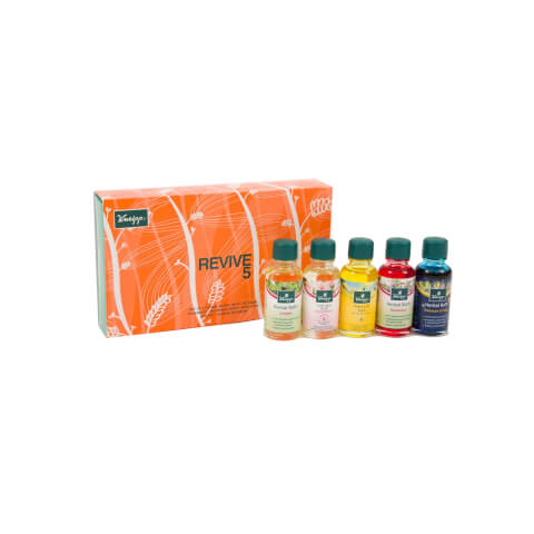 Kneipp Revive5 Bath Collection