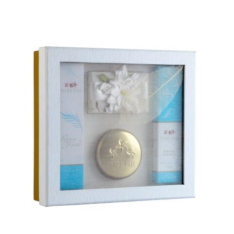 Pure Fiji Island Bliss Gift Pack - White Gingerlily