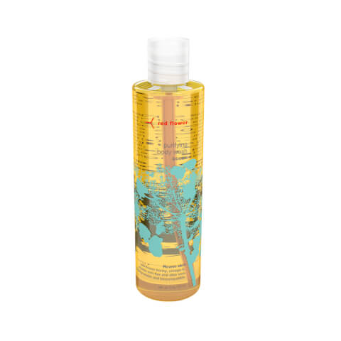 Red Flower Ocean Purifying Body Wash