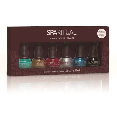 SpaRitual Holiday Mini Gift Set