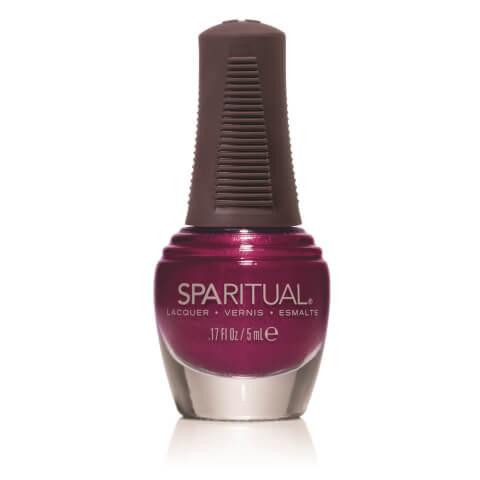 SpaRitual Mini Nail Lacquer - Drop Dead Gorgeous