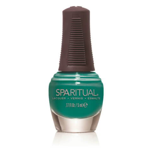 SpaRitual Mini Nail Lacquer - Emerald City 5ml