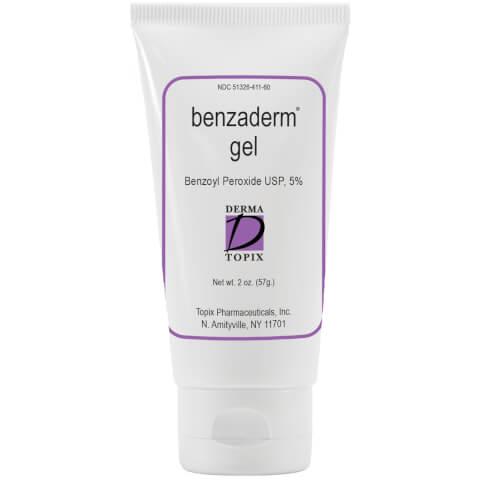 Topix Benzaderm Gel - 5%