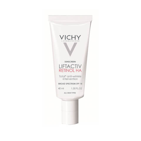 Vichy LiftActiv Retinol HA SPF 18 Total Anti-Wrinkle Intervention
