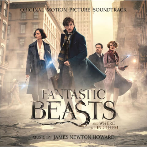 Fantastic Beasts and Where To Find Them - Original Soundtrack (2LP)