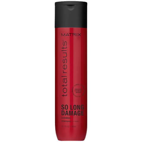 Matrix Total Results So Long Damage Shampoo 10.1oz