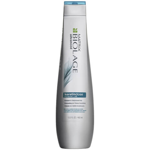 Matrix Biolage Advanced KeratinDose Shampoo for Overprocessed Hair 13.5oz