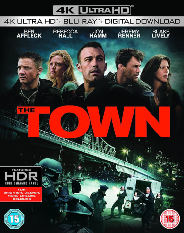 The Town - 4K Ultra HD