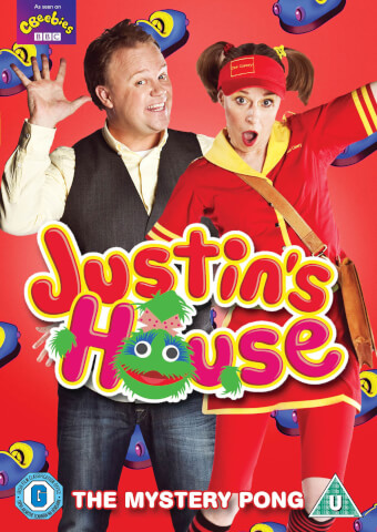 Justin's House: The Mystery Pong