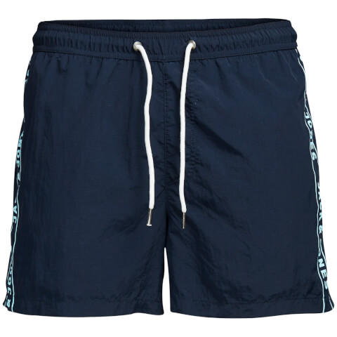 Jack & Jones Men's Classic Swim Shorts - Navy Blazer