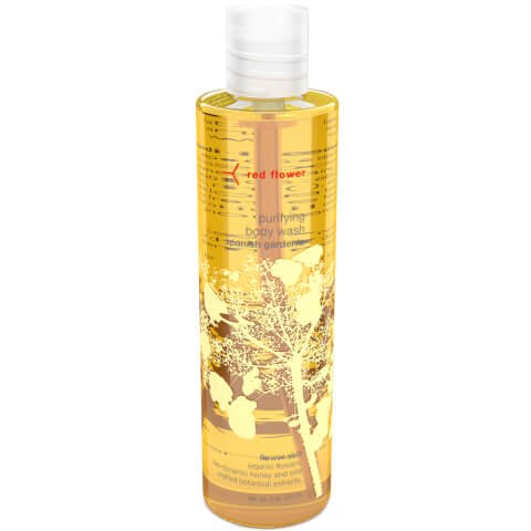 Red Flower Spanish Gardenia Purifying Body Wash