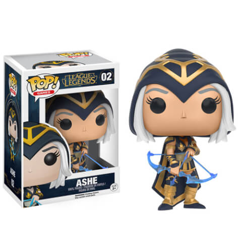 Figurine Ashe League Of Legends Funko Pop!